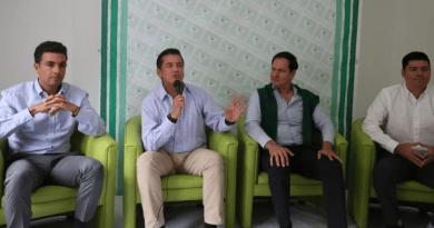 ANUNCIA PARTIDO VERDE CAMBIOS EN EL COMITÉ EJECUTIVO NACIONAL Y EN EL COMITÉ ESTATAL DE PUEBLA
