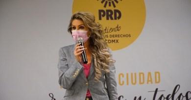PRD CDMX NO PEMITIRÁ LA PERSECUCIÓN POLÍTICA NI LA JUDICIALIZACIÓN DEL PROCESO ELECTORAL