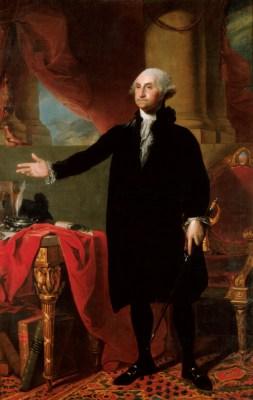 George Washington Official Portrait