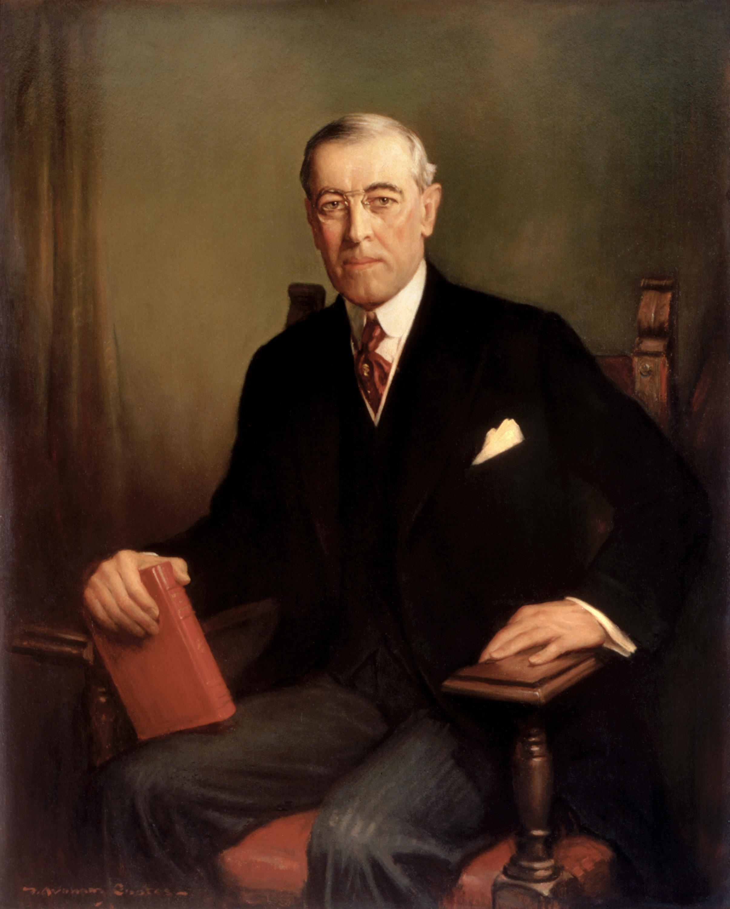 28 woodrow wilson periodic presidents woodrow wilson official portrait the periodic table of the presidents urtaz Image collections