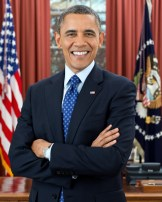 Barack Obama Official Photograph - The Periodic Table of the Presidents
