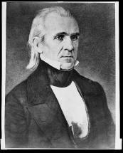 James Polk - Library of Congress