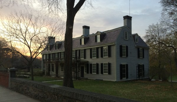 John Quincy Adams's House - Peacefield