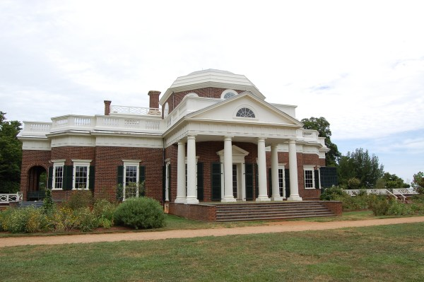 Thomas Jefferson's Monticello - The Periodic Table of the Presidents
