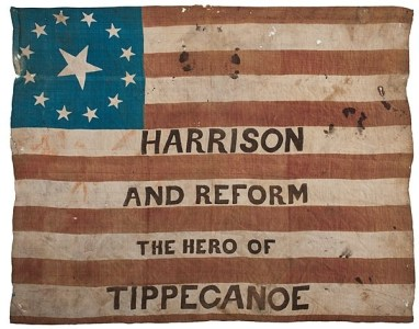Harrison and Reform - The Hero of Tippecanoe