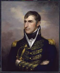William Henry Harrison by Rembrandt Peale