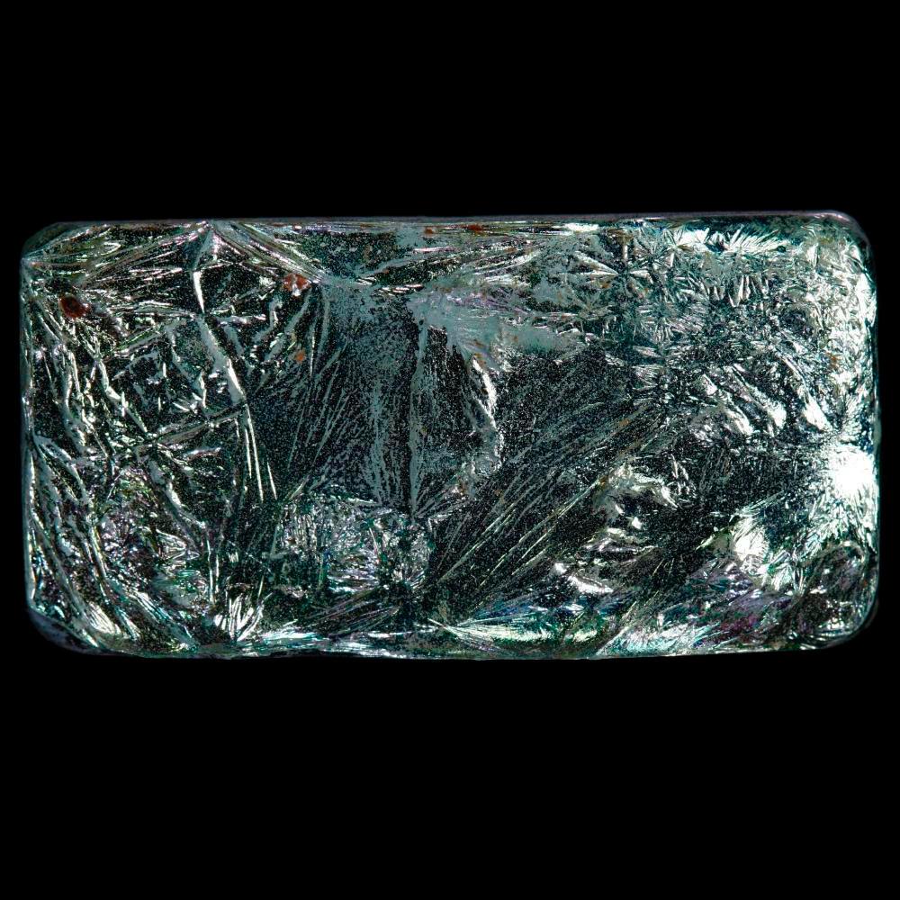 Bridgemanprocess Zinc Crystal a sample of the element