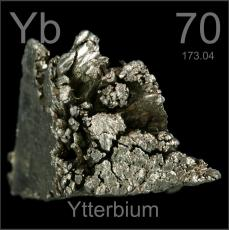 Image result for ytterbium