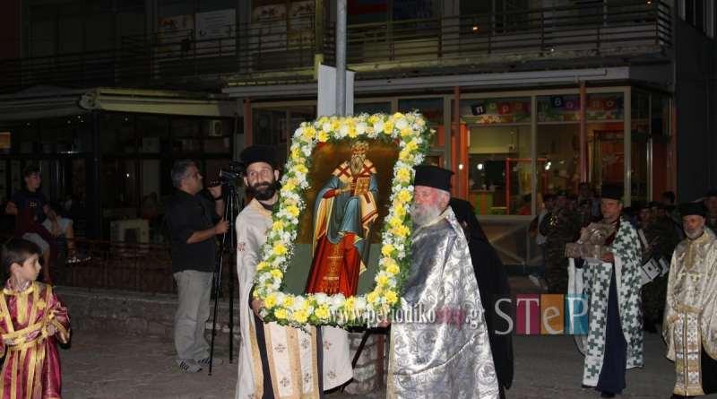 Χωρίς λιτάνευση ο εορτασμός ανακομιδής του Ιερού Λειψάνου Αγ. Δονάτου