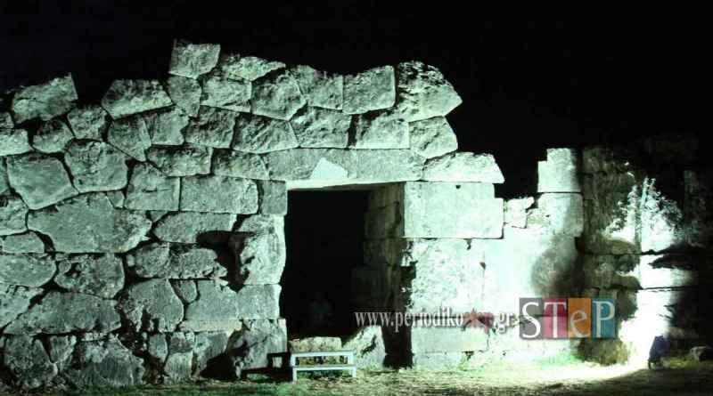 Πανσέληνο με μουσική στην Αρχαία Ελέα
