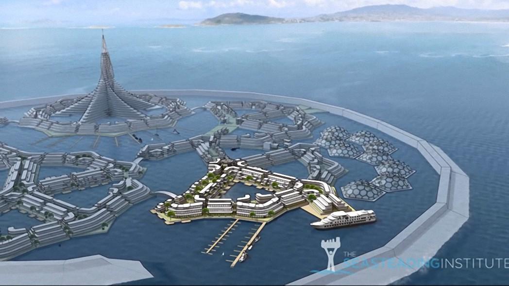 """El Pacífico verá pronto su primera """"nación flotante"""" con su propio gobierno y criptomoneda"""