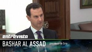 """Bashar al Assad: """"Estuvimos cerca de un conflicto directo entre Rusia y EE.UU."""""""