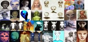 ¿Se han infiltrado entre nosotros varios tipos de alienígenas?