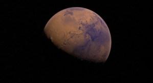 """Detectan un misterioso objeto en Marte, ¿es una """"base alienígena secreta""""?"""