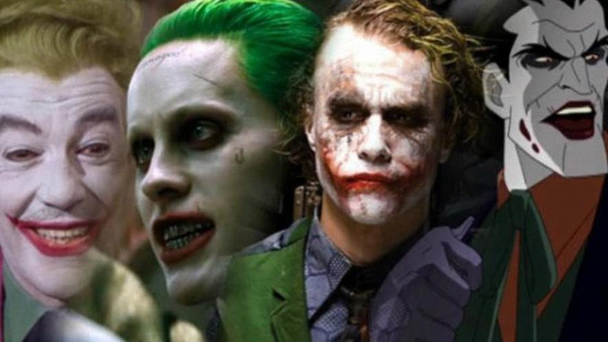 5 actores que han sufrido la maldición del Joker