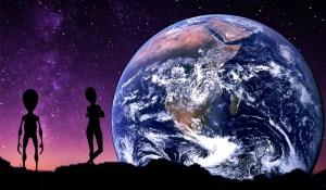 Razas extraterrestres que pelean por el control de la Tierra