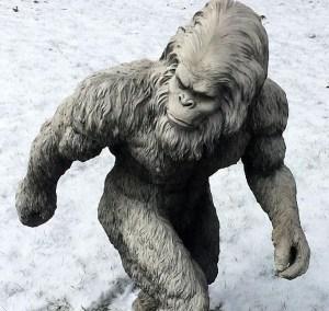 Yeti: El abominable hombre de las nieves