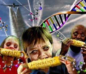 Chemtrails y la transferencia horizontal de genes – La conexión con los transgénicos