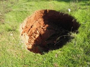 ¿La tierra se está agujereando? El misterio de los Sinkholes