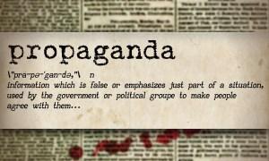 La guerra a través de los medios de comunicación y el triunfo de la propaganda