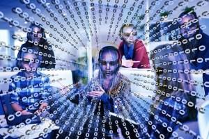 Robots, los nuevos periodistas del Nuevo Orden Mundial