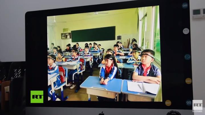 """¿Luchando para aprobar los exámenes? Esta """"start-up"""" china puede rastrear tus ondas cerebrales"""