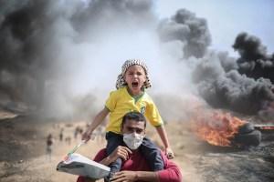 Palestina, El Rostro de la Ocupación