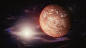 Científicos encuentran hongos en Marte