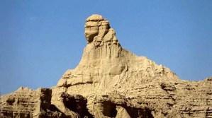 La Misteriosa Esfinge de Pakistán y el templo oculto en la roca