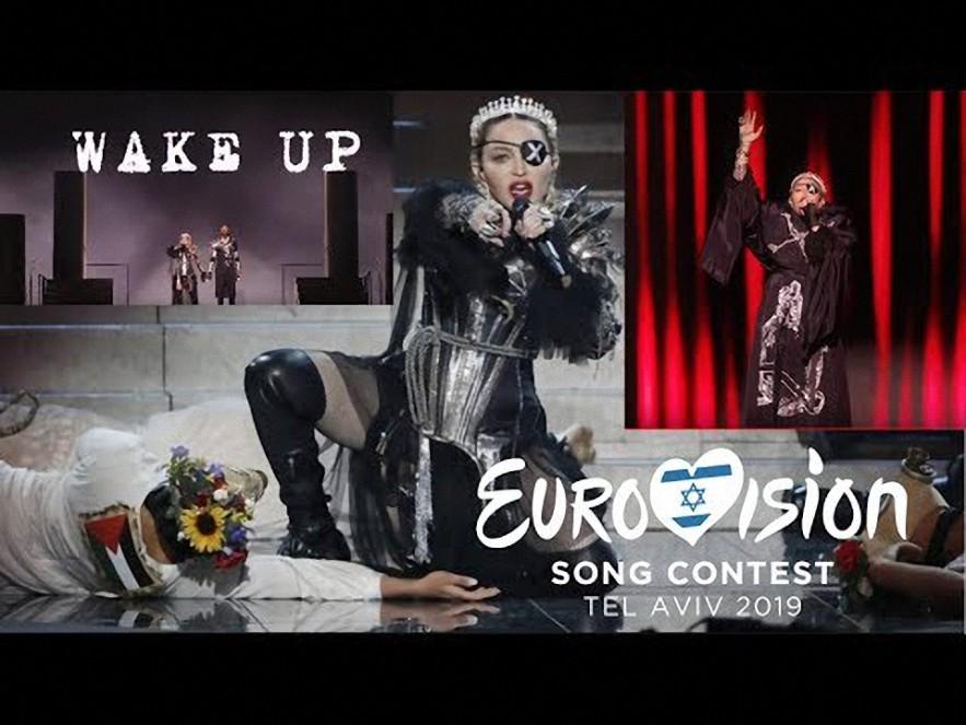 Significado oculto de la canción de Madonna en Eurovisión