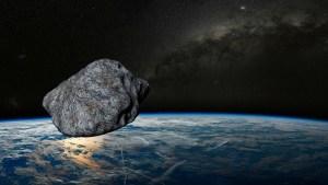 Descubren un asteroide oculto entre el Sol y la Tierra