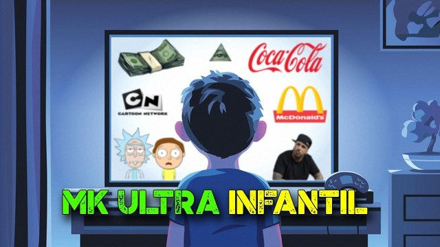 Nos programan ya de pequeños – MK Ultra