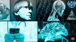Crean un chip cerebral controlado por un teléfono inteligente