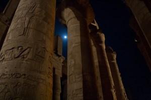 El Secreto del Templo de Karnak, la diosa Sejmet