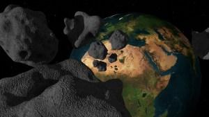 Filtraciones evidencian que la NASA no vio llegar el gran asteroide que pasó cerca de la Tierra en julio