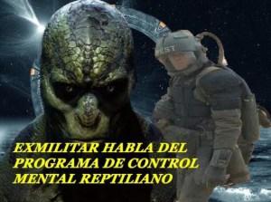 El Navy seal que habló de reptilianos