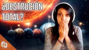 ¿Podríamos llegar a destruir el sistema solar?