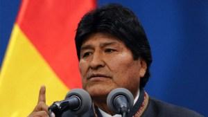 ¿Qué está pasando en Bolivia?