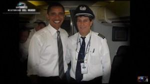 El ex piloto de Obama que dice que vio un ovni