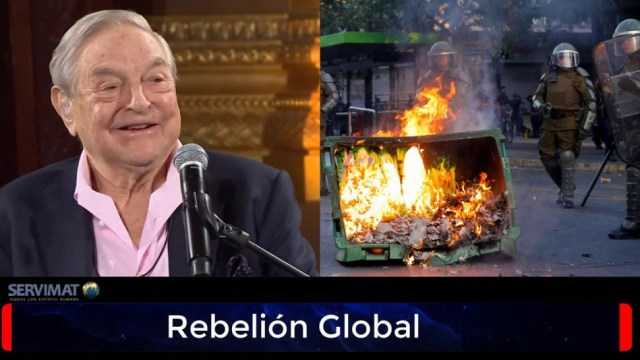 George Soros advierte: Rebelión Global en 2020