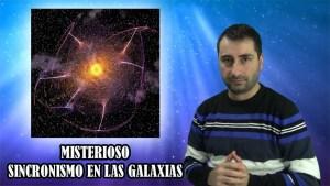 El Universo parece estar misteriosamente sincronizado