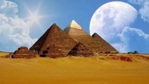 La pirámide de Keops es una máquina