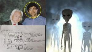 Físico cuántico confiesa su encuentro con extraterrestres