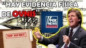 Periodista de Fox News afirma la existencia de material ovni