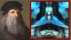 Extraños alienígenas en La Pinturas de Da Vinci – Mensajes Escondidos