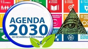 La Oscura Agenda 2030