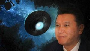 Ex presidente declara que abordó una nave extraterrestre