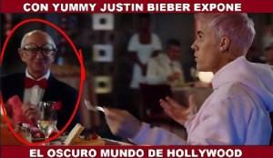 "Con ""Yummy"" Justin Bieber expone al oscuro mundo de Hollywood"