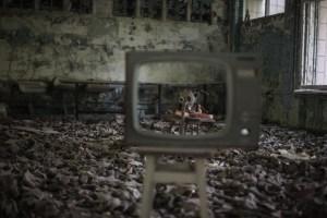 Los extraños seres vivos que aparecieron en Chernobyl