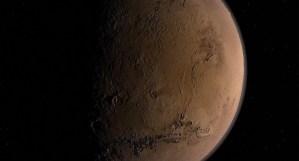 ¿Está vivo Marte? Registran centenares de sismos en el planeta rojo